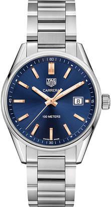 Tag Heuer War1112.ba0601 carrera stainless steel watch