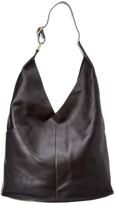 A.L.C. Sadie Baby Buffalo Leather Hobo