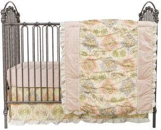 Waverly Baby By Trend Lab Waverly Baby by Trend Lab Rosewater Glam 3-pc. Crib Bedding Set by Trend Lab