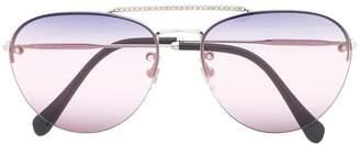 Miu Miu Runaway sunglasses