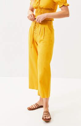 Lost + Wander Yellow Submarine Wide Leg Pants