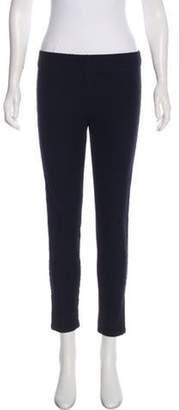 Joseph Mid-Rise Skinny Leg Pants Navy Mid-Rise Skinny Leg Pants