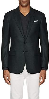 Giorgio Armani Men's Virgin Wool Two-Button Sportcoat