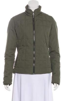 Aether Quilted Zip-Up Jacket