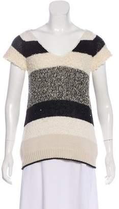 Brunello Cucinelli Sleeveless Knit Top