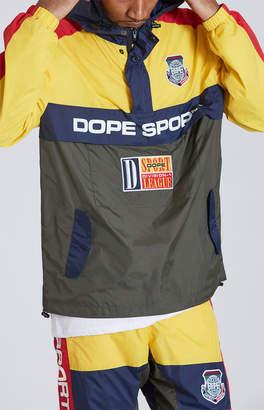 Dope Sportsman Pullover Anorak