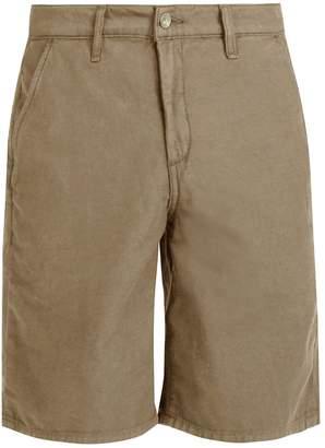 Rag & Bone Classic chino cotton shorts