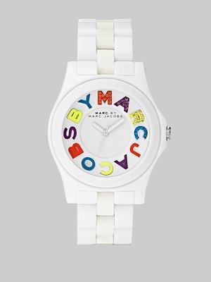 Rivera Glitz Logo Dial Watch/Multi-Color