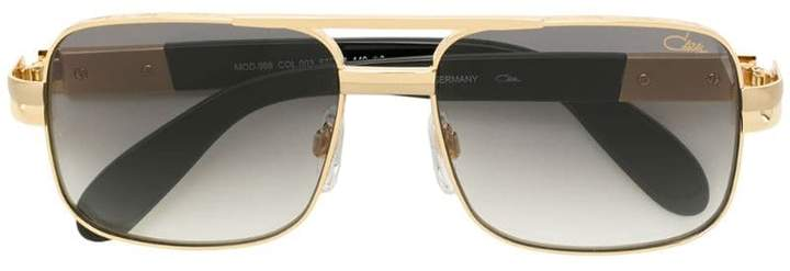 Cazal square oversized sunglasses