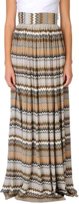 Elisabetta Franchi Long skirts