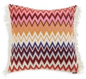 Margot Embroidered Cushion