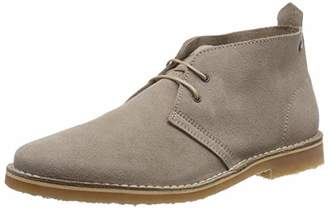 54f849396020 Jack and Jones Men s Jfwgobi Suede Sand Chukka Boots Beige