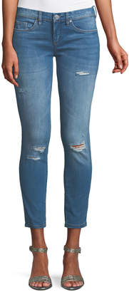 Blank NYC Distressed Ankle Skinny Jeans