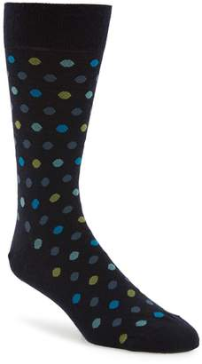 Pantherella Dot Socks