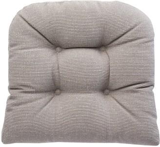 Food Network Venus Gray Chair Pad