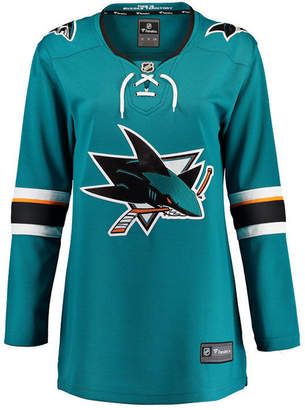 Fanatics Women's San Jose Sharks Breakaway Jersey