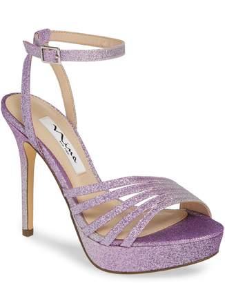 b48193ee16a Nina Platform Sandals - ShopStyle