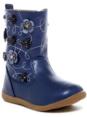 Naturino Express Silvia Floral Boot (Toddler & Little Kid)