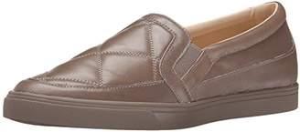Nine West Women's Brodie Leather Fashion Sneaker