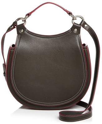 Behno Tilda Leather Saddle Crossbody