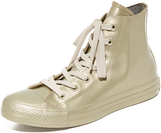 Converse Chuck Taylor All Star High Top Sneakers $75 thestylecure.com