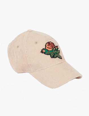 Lucky Brand BEAD PATCH BASEBALL HAT