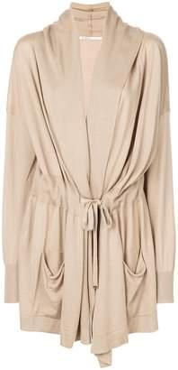 Agnona belted cardigan