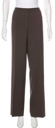 Lafayette 148 Wool High-Rise Pants