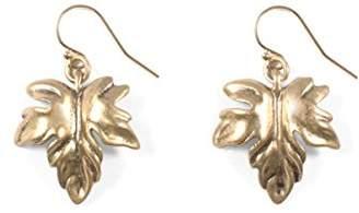 Lulu Frost Women Gold Plated Dangle and Drop Earrings E574