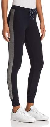 Sundry Color-Block Skinny Sweatpants