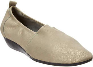 Arche Onyko Leather Flat