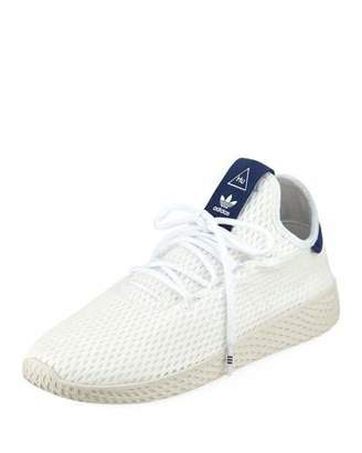 adidas x Pharrell Williams Knit Mesh Tennis Sneakers