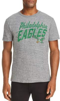 Junk Food Clothing Eagles Marled Graphic Tee