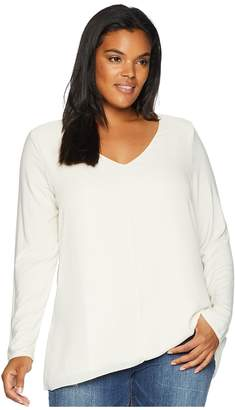 Lysse Plus Size Linden Long Sleeve Top Women's Clothing