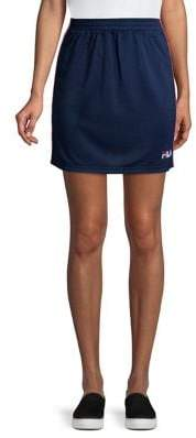 Fila Side Stripe Mini Skirt
