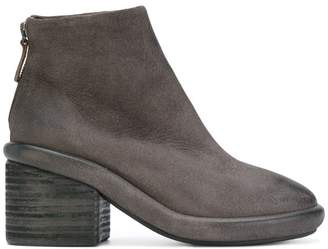 Marsèll mid heel ankle boots