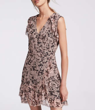 AllSaints Priya Petal Dress