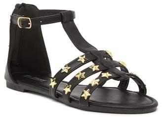 Ariella GC Shoes Star Studded T-Strap Sandal (Little Kid & Big Kid)