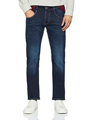 GUESS Men's Vermont Straight Jeans,(Size: 32)