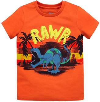 Mini V by Very Boys Retro Rawr Tee