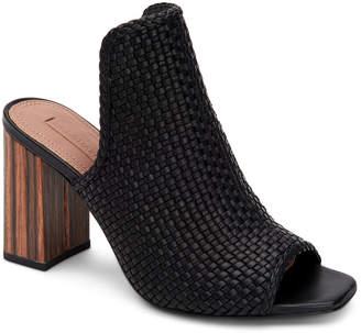 BCBGMAXAZRIA Fabianna Leather Sandal
