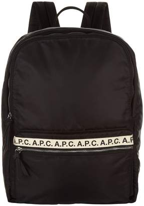 A.P.C. Sally Logo Detail Backpack