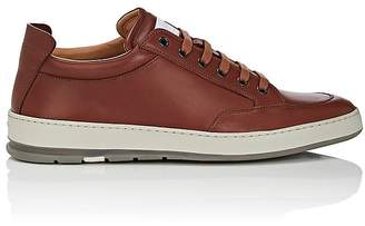 Mens Travel Leather Sneakers Heschung nRjnS