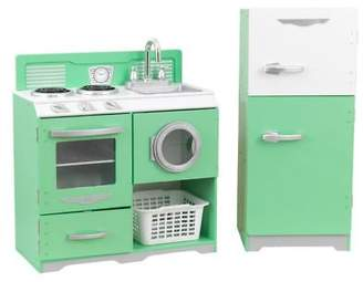 Kid Kraft NEW Homestyle 2-Piece Play Kitchen