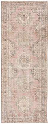 """Color Reform Overdyed Runner - 4'7""""x12'2"""""""