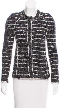Etoile Isabel Marant Bouclé Wool-Blend Jacket
