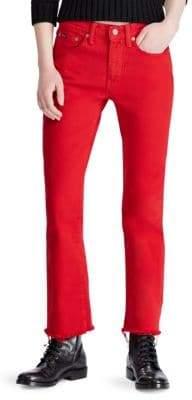 Polo Ralph Lauren Chrystie Crop Jeans