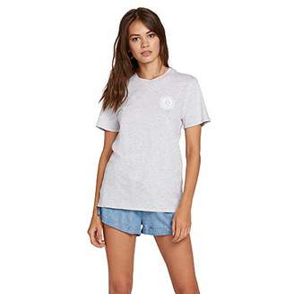 Volcom Junior's Women's Lock It Up Short Sleeve Tee