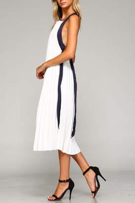Jocelyn Racine Pleat Dress