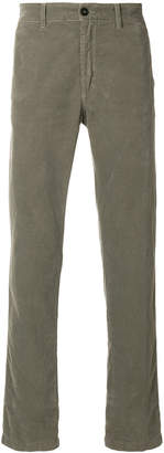 Massimo Alba straight leg Winch trousers